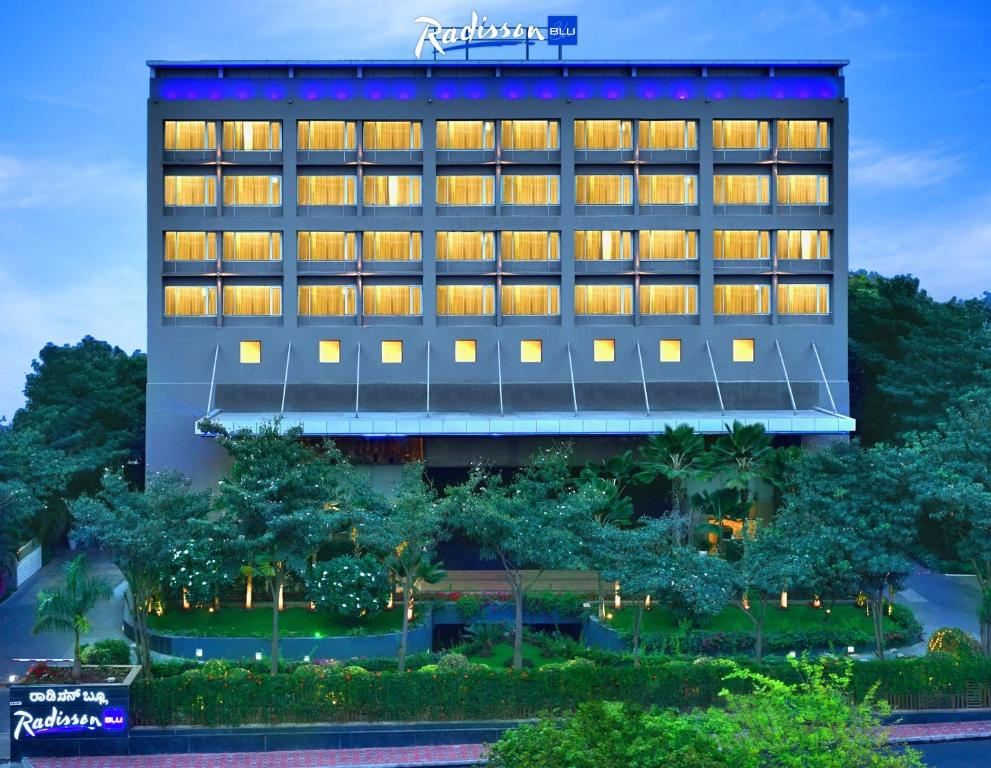 radisson blu outer ring road bangalore