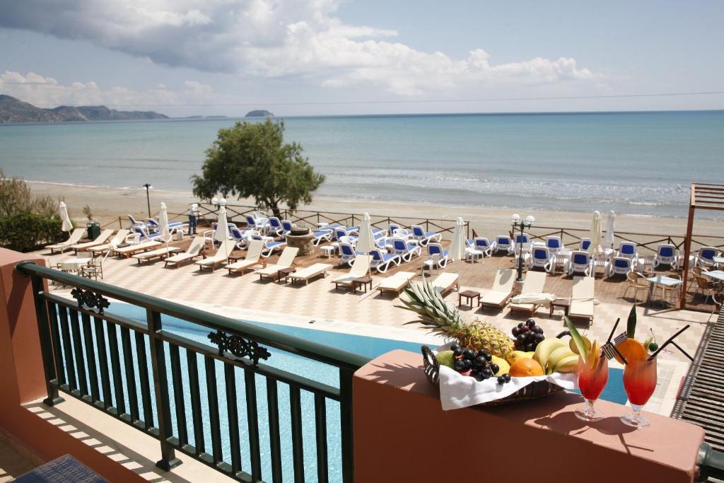 Mediterranean Beach Hotel Laganas Greece Booking