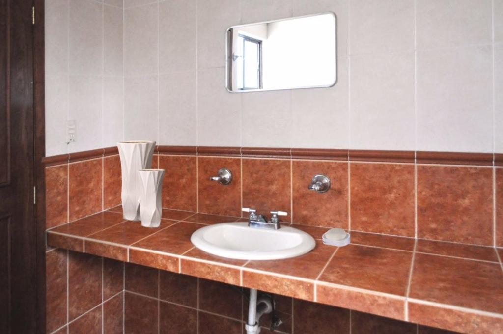 Un baño de Cotsco Tangamanga