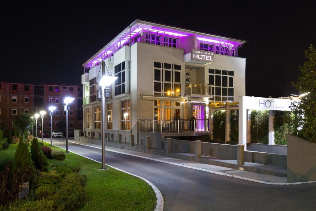 Garni Hotel Apart K Serbien Belgrad Booking Com