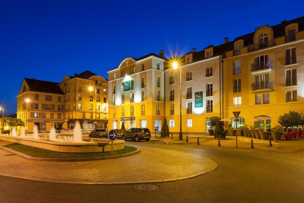 Bureau Vote Maisons Laffitte : Quality suites maisons laffitte paris ouest maisons laffitte