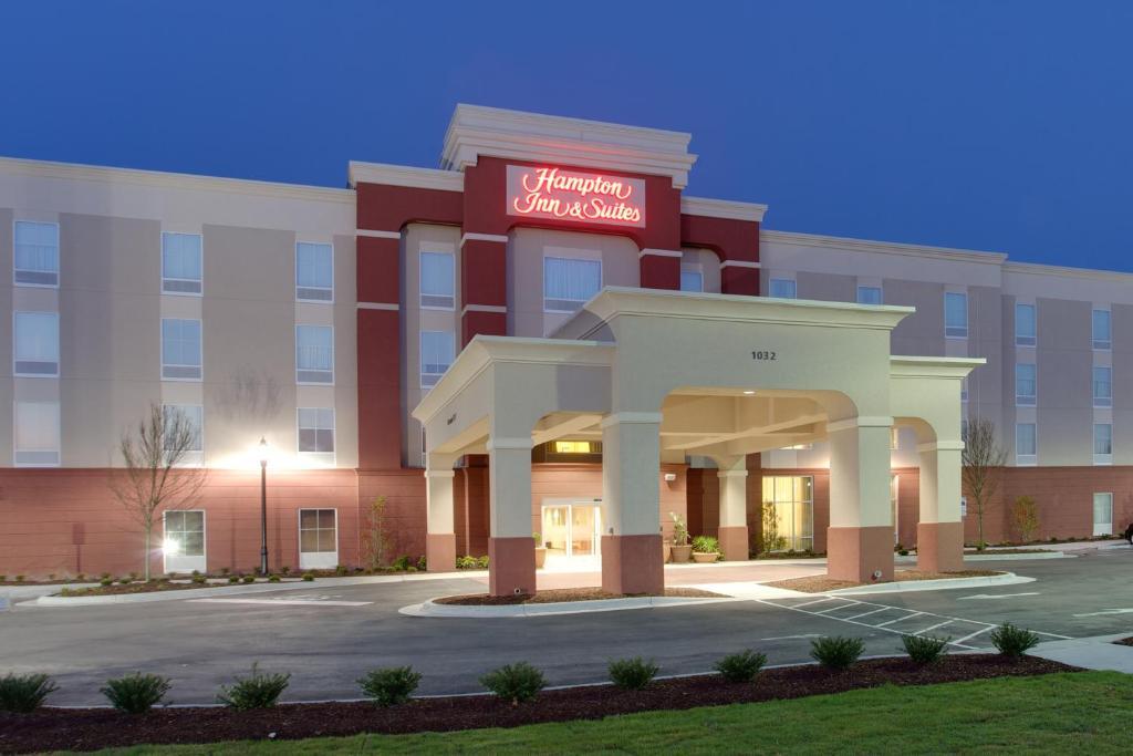 Hampton Inn Suites Jacksonville Nc Bookingcom