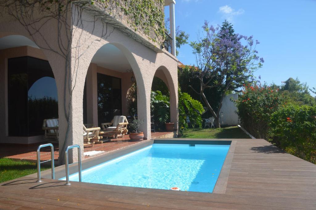 VILLA JACARANDA (Spanje El Sauzal) - Booking.com