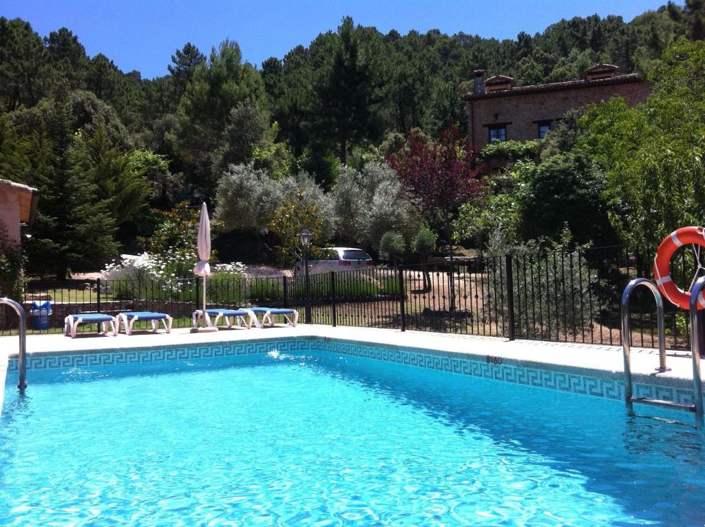 boutique hotels in villaverde de guadalimar  6