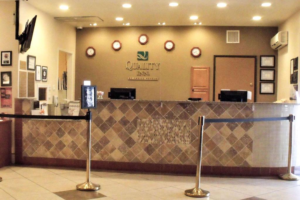 Quality Inn Winslow