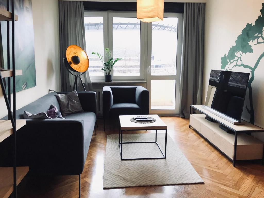 Cosy Apartment With Amazing View Katowice Updated 2019 Prices