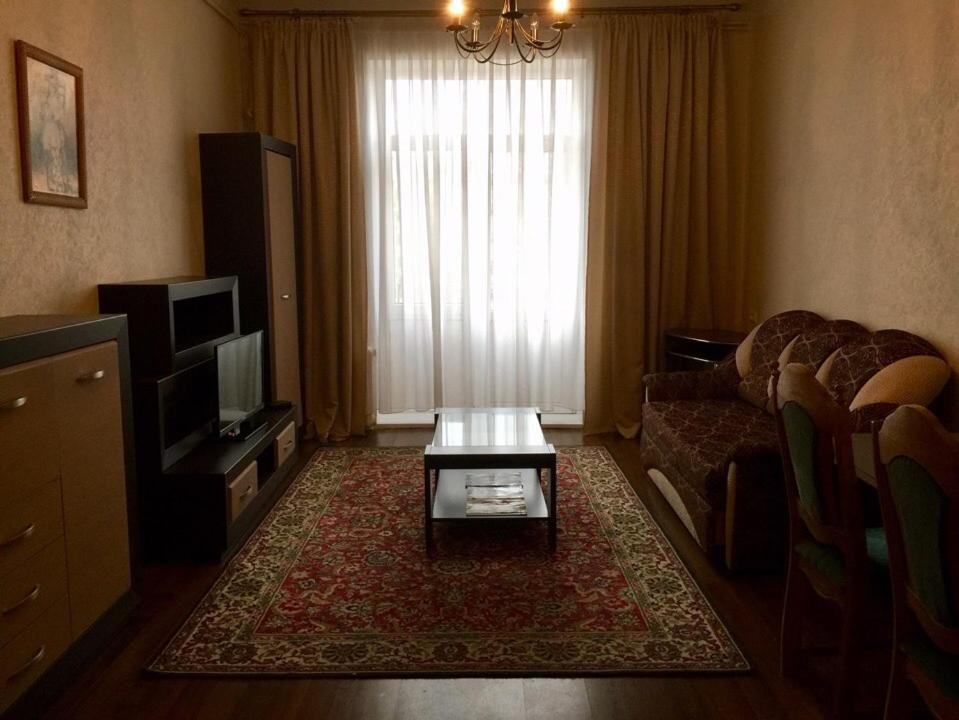 Apartment in the city center 휴식 공간
