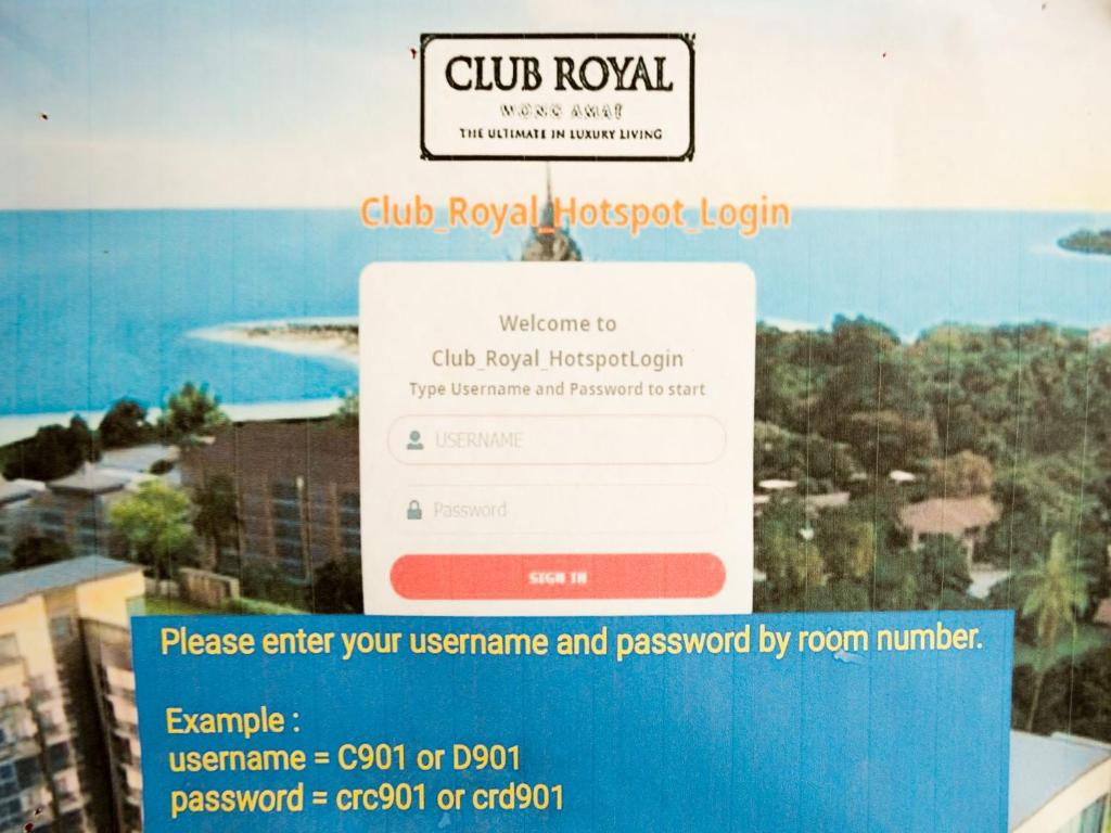 Club Royal Wongamat by GrandisVillas, Pattaya North