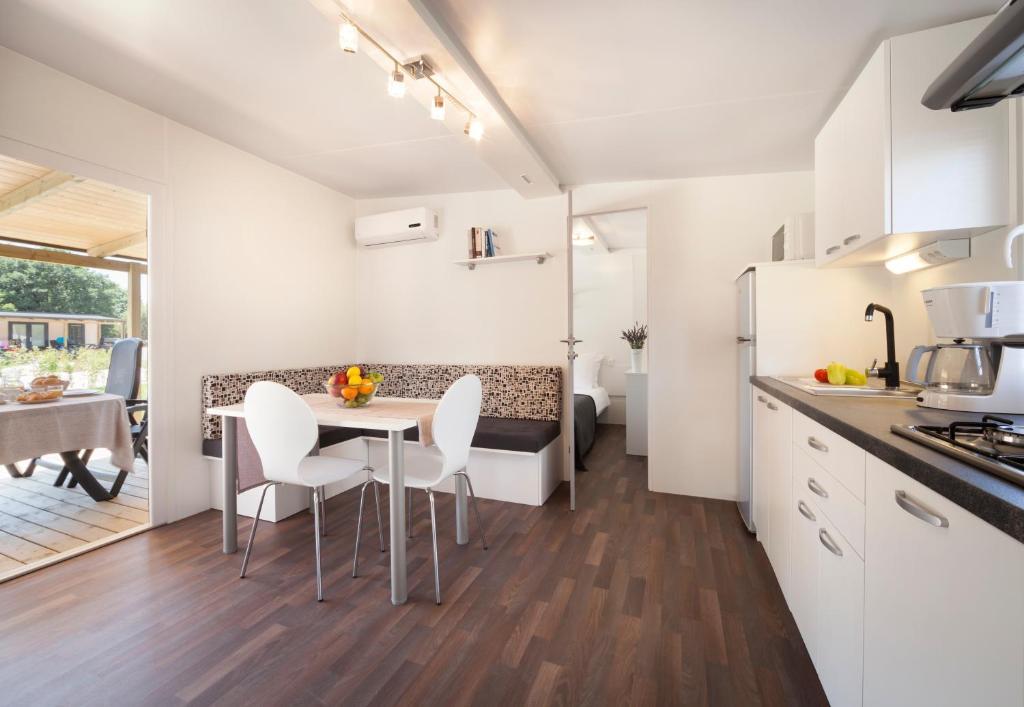 resort village mobile homes polari rovinj croatia bookingcom