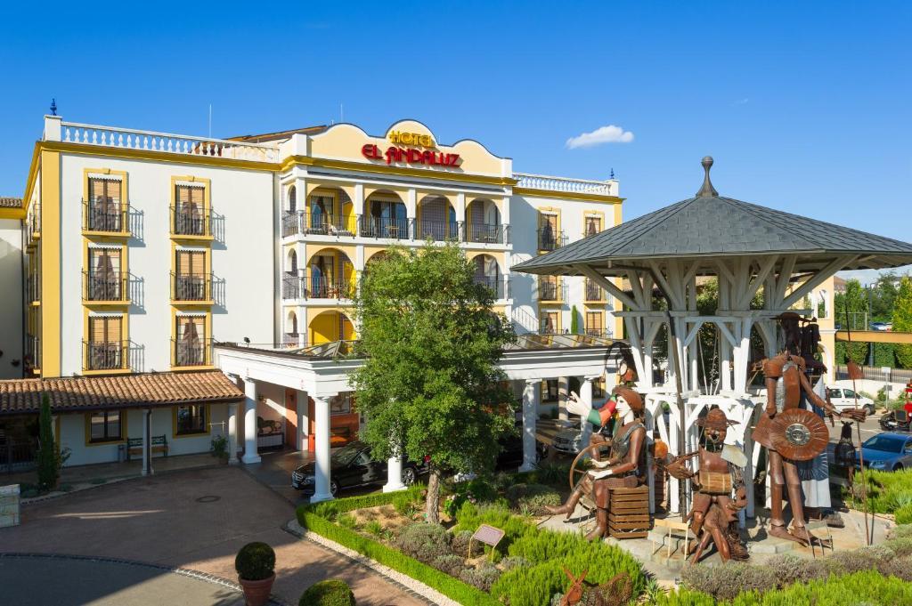 El Andaluz Europa Park Hotel Deutschland Rust Booking Com