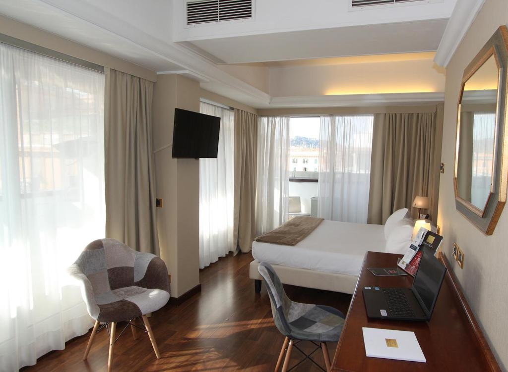 Ih hotels roma cicerone rome italy booking