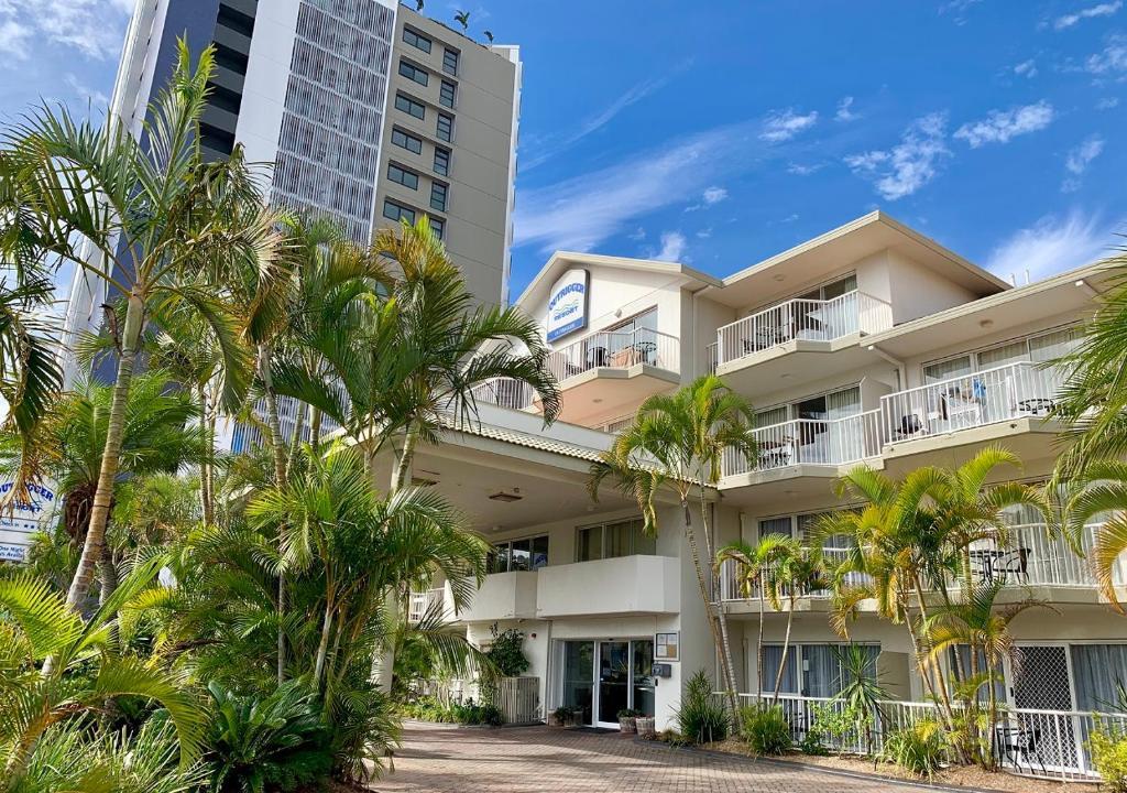 Resort Outrigger Burleigh, Gold Coast, Australia - Booking com