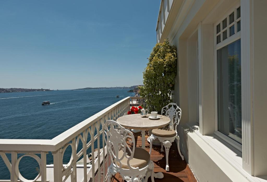 A balcony or terrace at The Stay Bosphorus