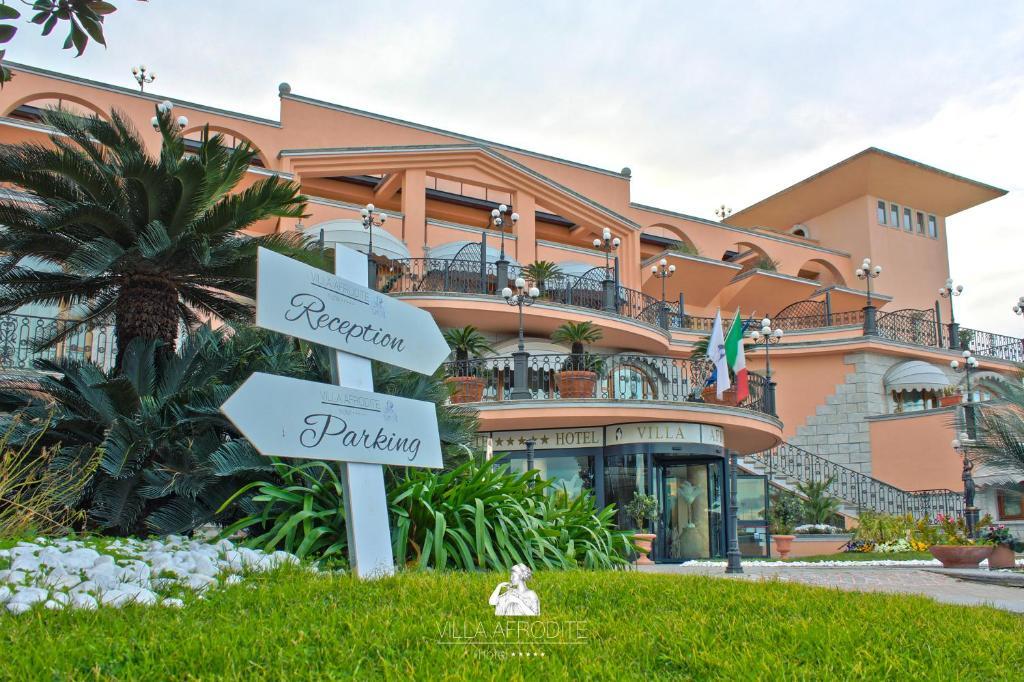 Villa Afrodite Italien Bovalino Marina Booking Com
