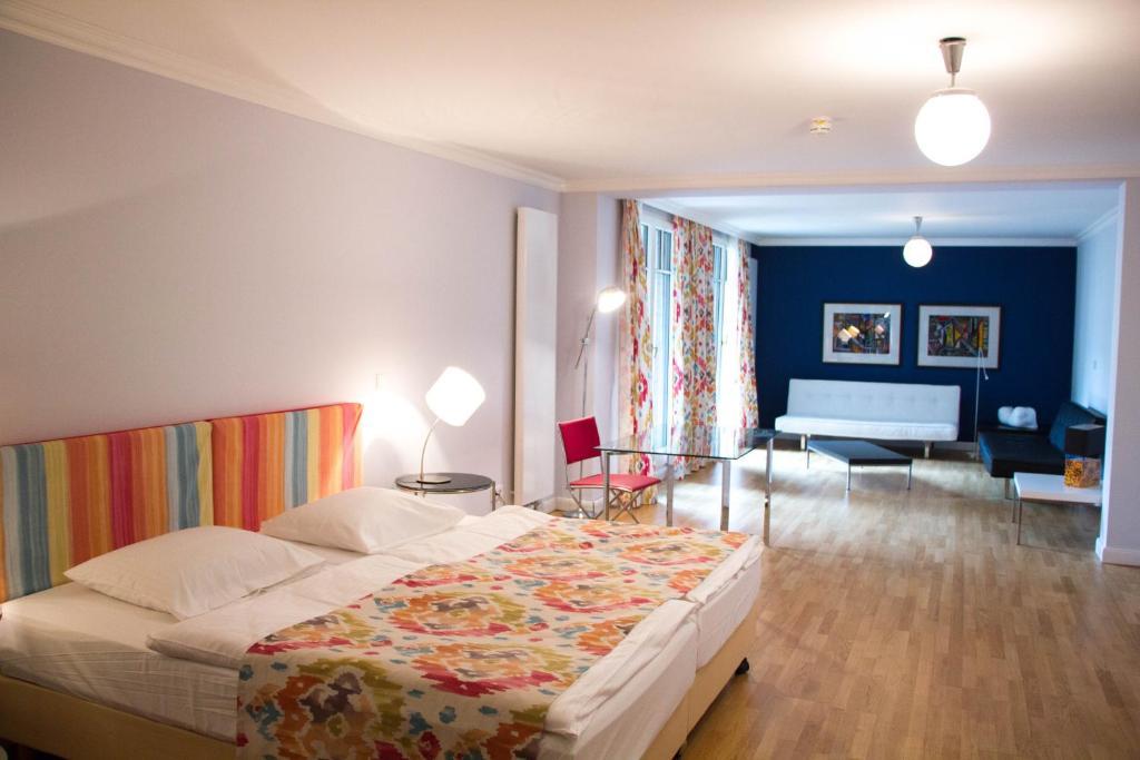 Das Hotel In Munchen Deutschland Munchen Booking Com