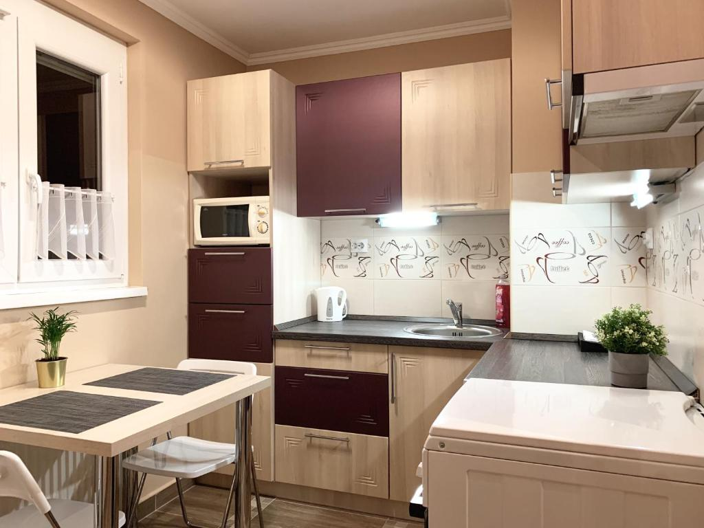 A kitchen or kitchenette at Premium Home 2.0