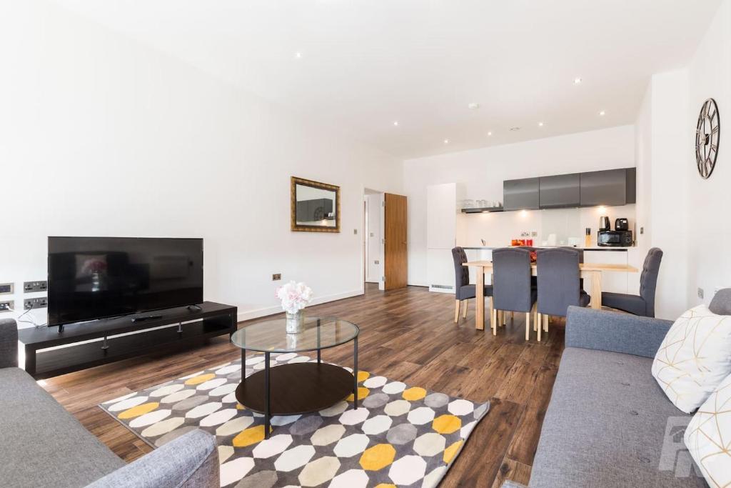 Apartment Birmingham City Penthouse Jewellery Quarter By Prime Stays