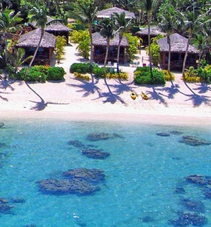 Cook Islands Beaches: Rarotonga Beach Bungalows, Cook Islands