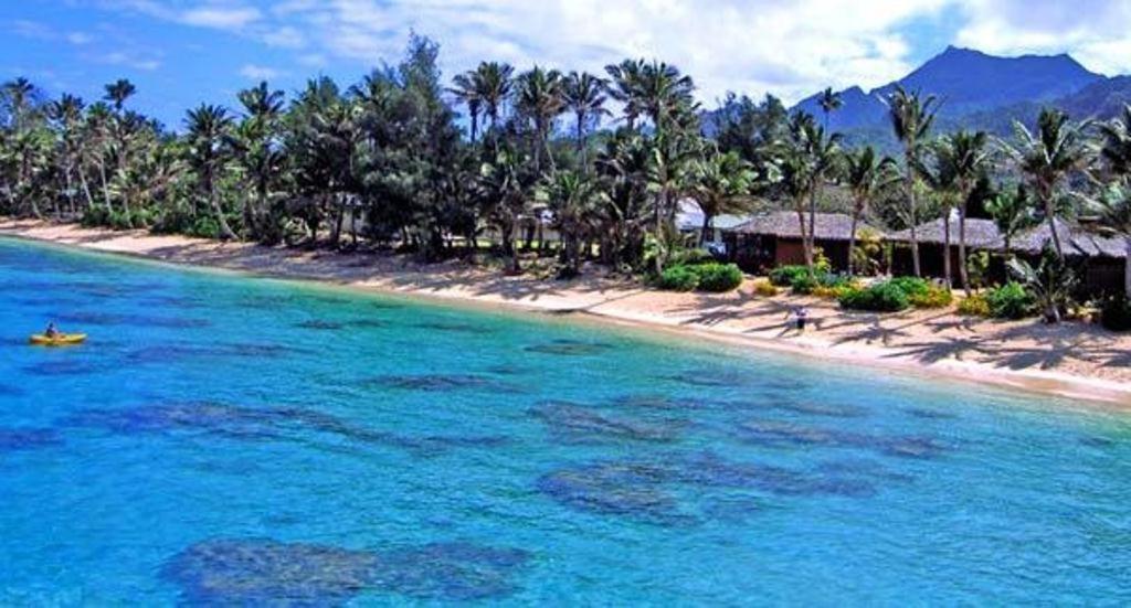 Cook Islands Beach Bungalows