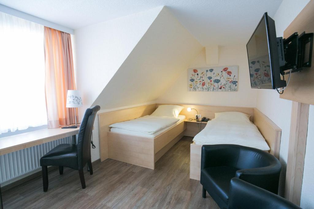 Hotel Burgermeisterkapelle Deutschland Hildesheim Booking Com