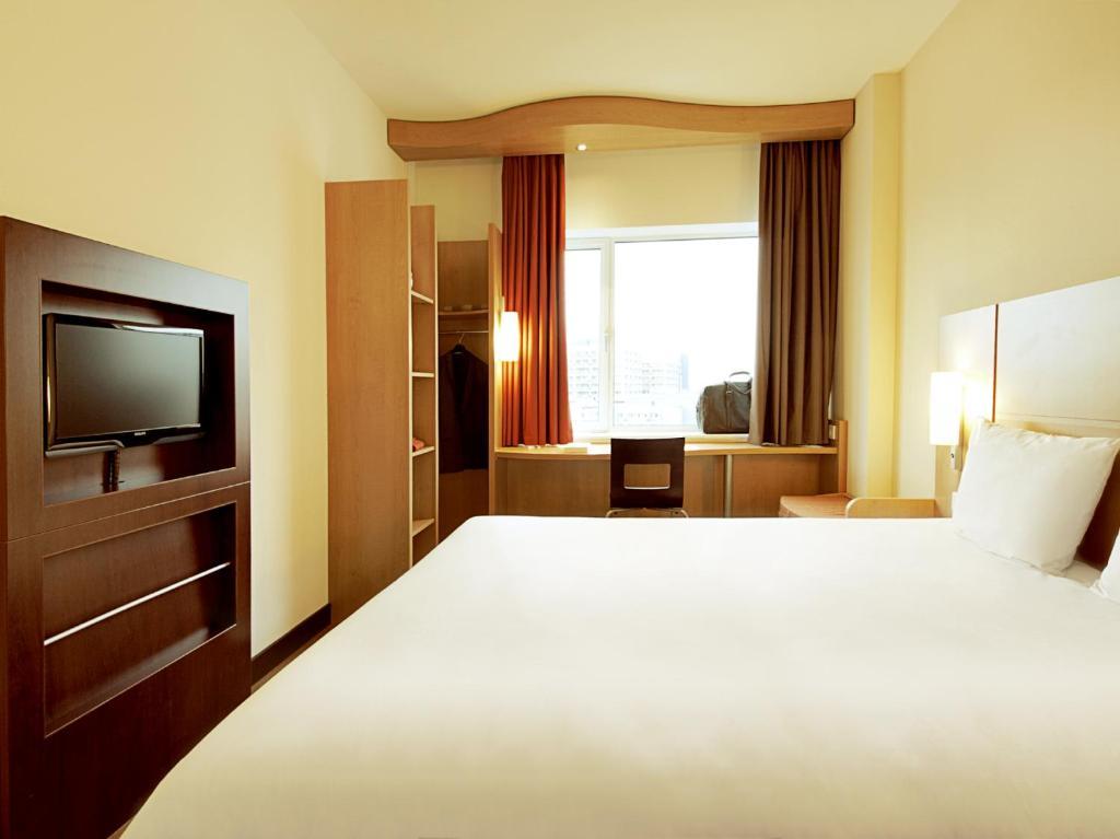 Hotel ibis lisboa jose malhoa portugal lisboa for Prix chambre hotel ibis