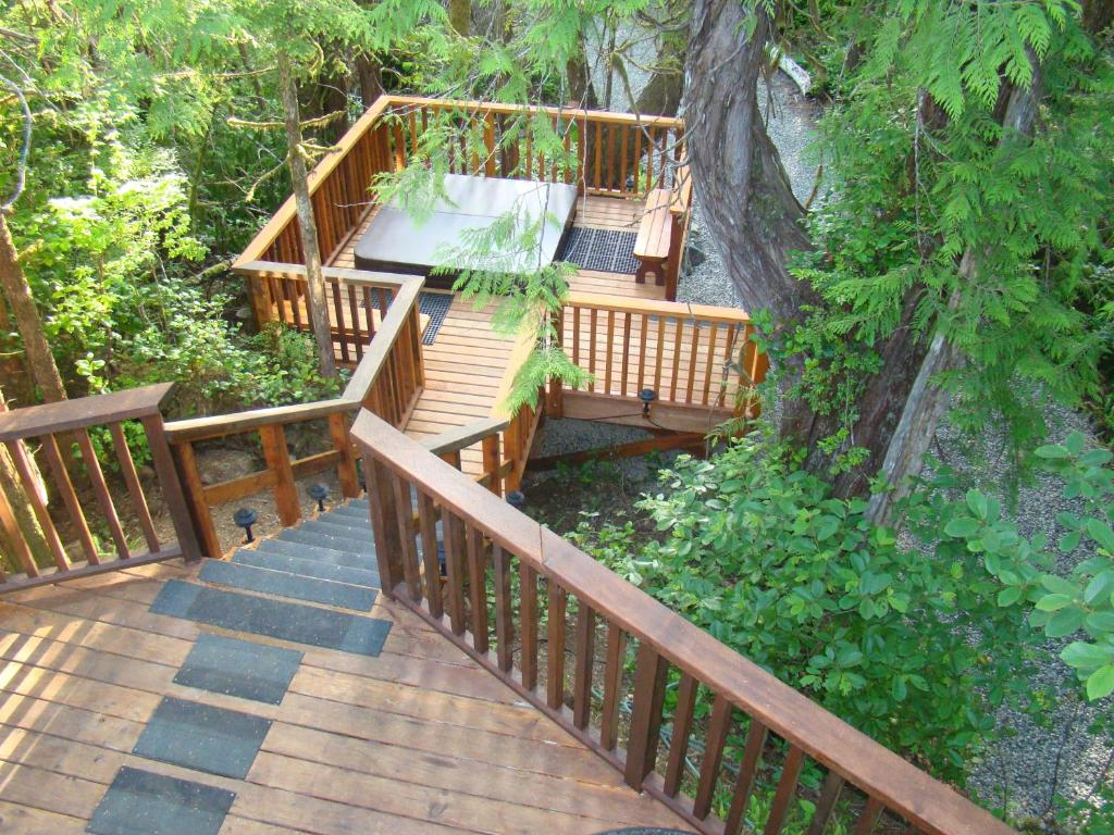 Vacation Home Tofino Forest Cox Bay Canada Booking Com
