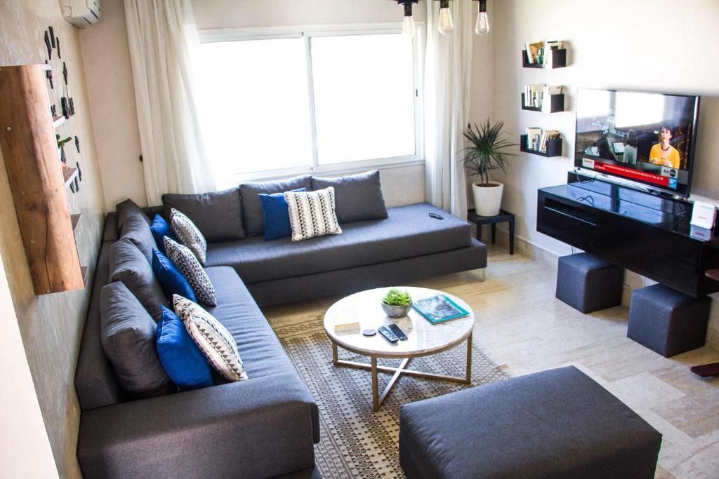 Villas d\'Ambre: Appartement luxueux à la Marsa (Tunesien ...