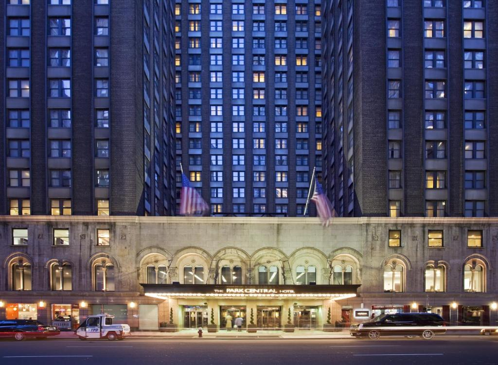 hotel park central new york city ny
