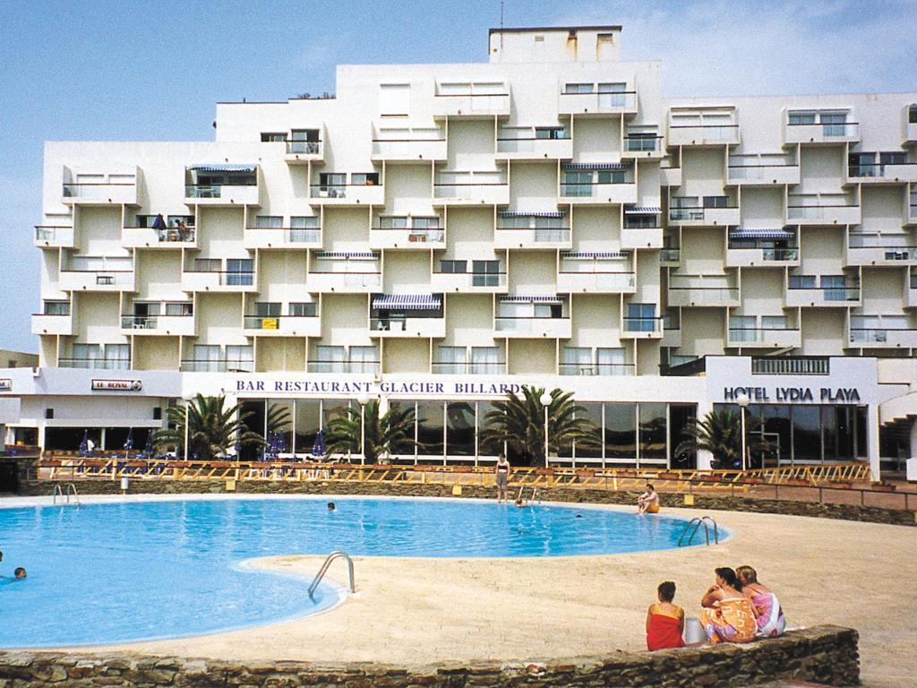 Appart Hotel Le Barcares