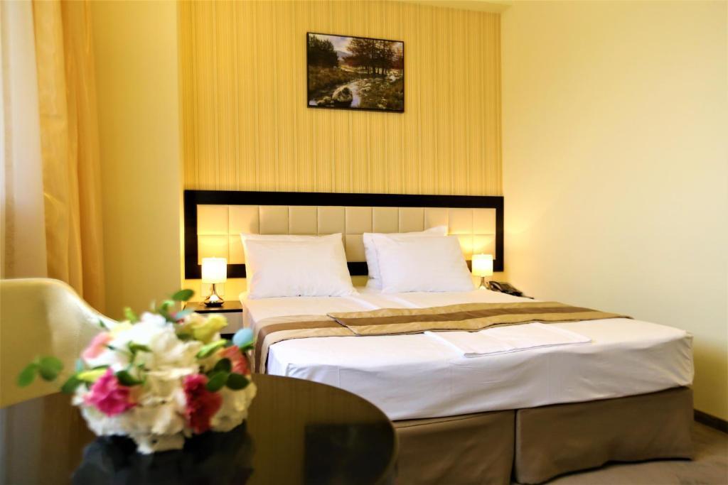 Letto o letti in una camera di Best Western Plus Briston