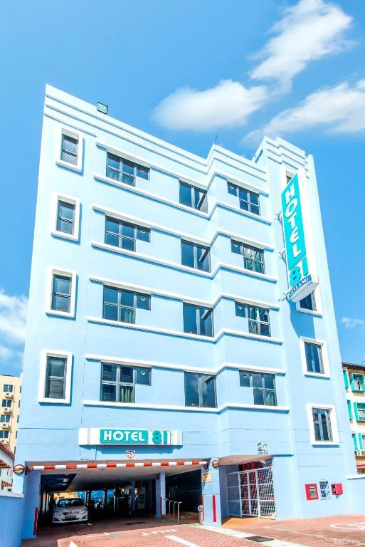 Hotel 81 Geylang Singapore