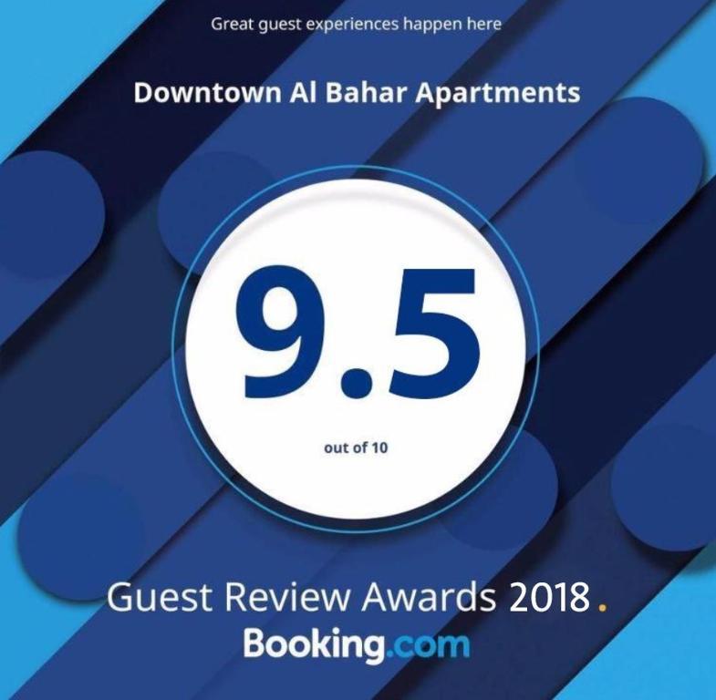 Downtown Al Bahar Apartments, Dubai, UAE - Booking com