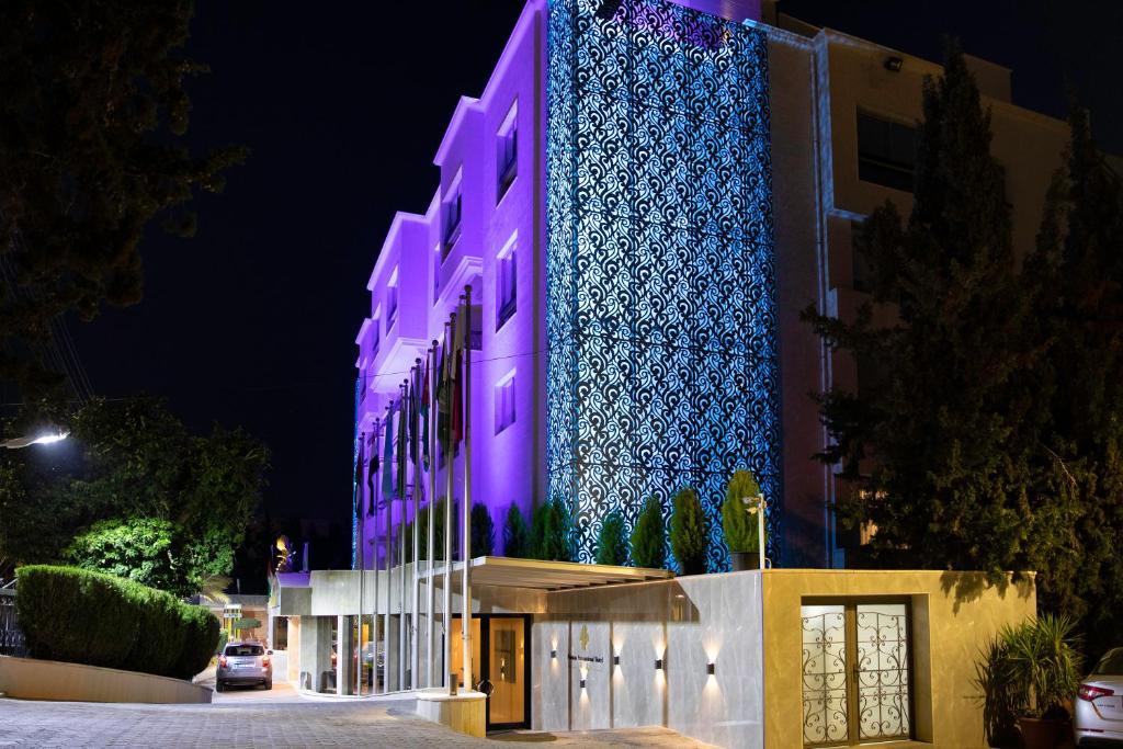 Amman International Hotel Jordanien Amman Booking Com