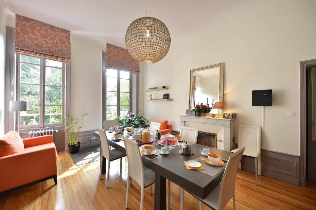 bed and breakfast chambres d hotes, clermont-ferrand, france