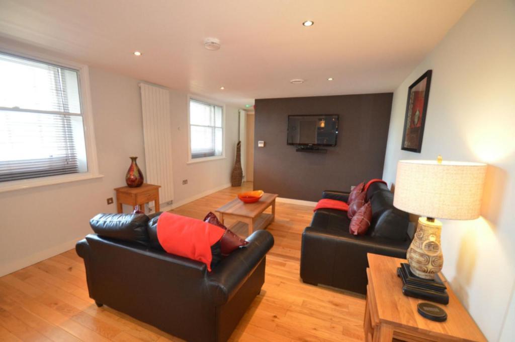 Apartment 93a Grey Street Apt Newcastle Upon Tyne UK