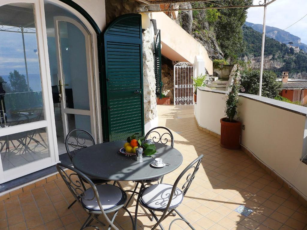 Balcone o terrazza di Locazione turistica Parco dei Fiori