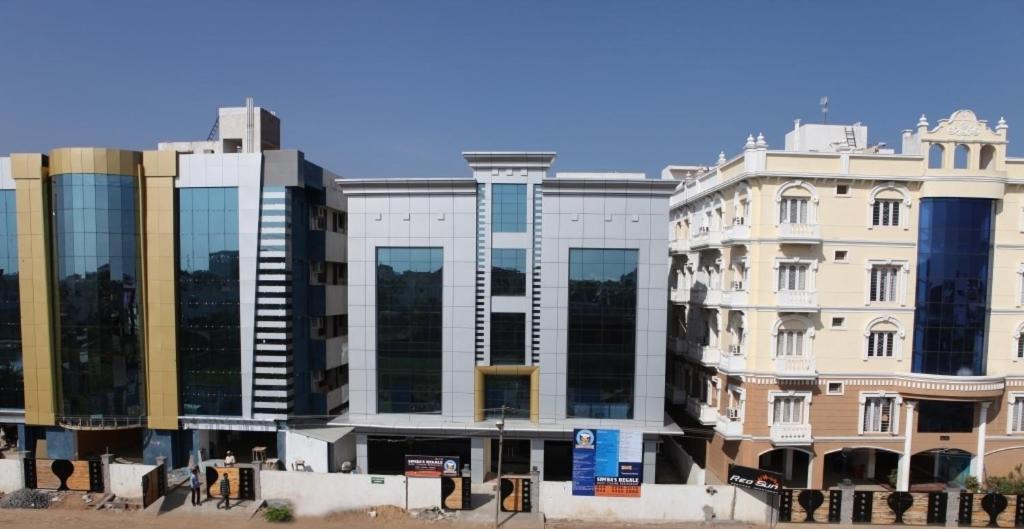 Red Sun Apartment Chennai India Booking Com