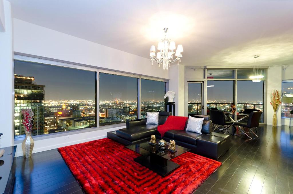 Apartment Urban Downtown LA City View, Los Angeles, CA ...