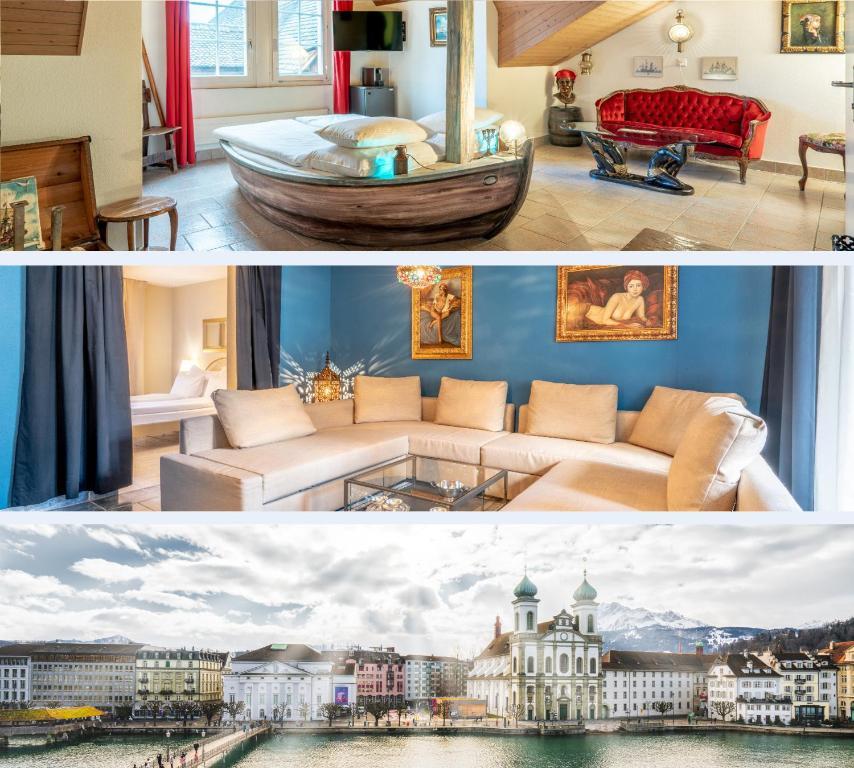Altstadt Hotel Magic Luzern Schweiz Luzern Booking Com