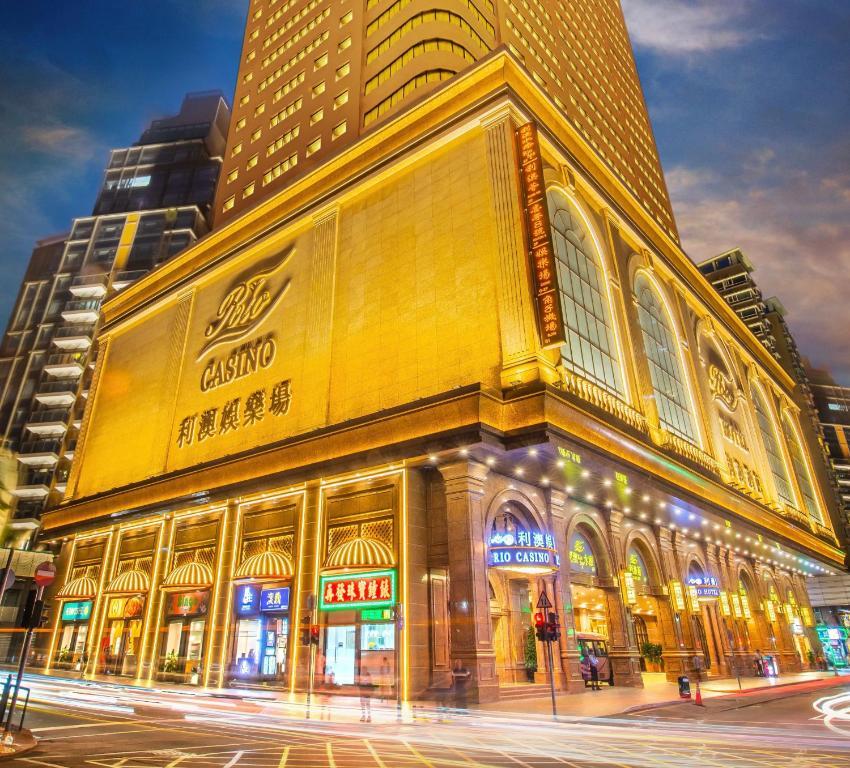 Rio Hotel, Macau, Macau - Booking com