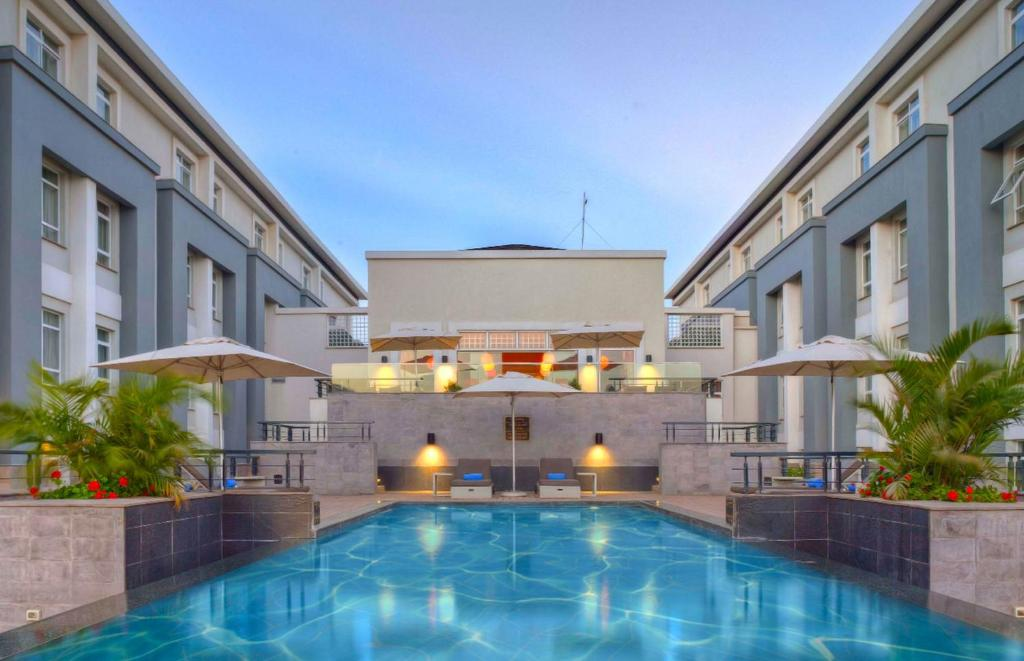 Stay In The Eka Hotel Superior Room And Amenities Having Superb