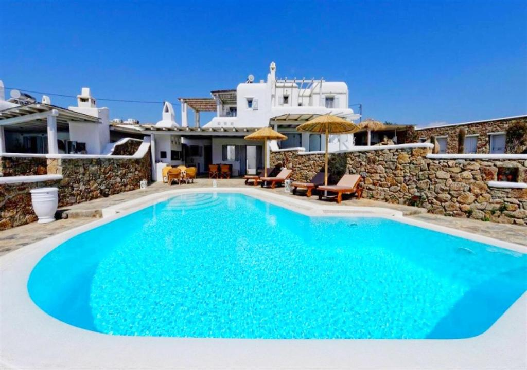 Image result for new mykonos villas