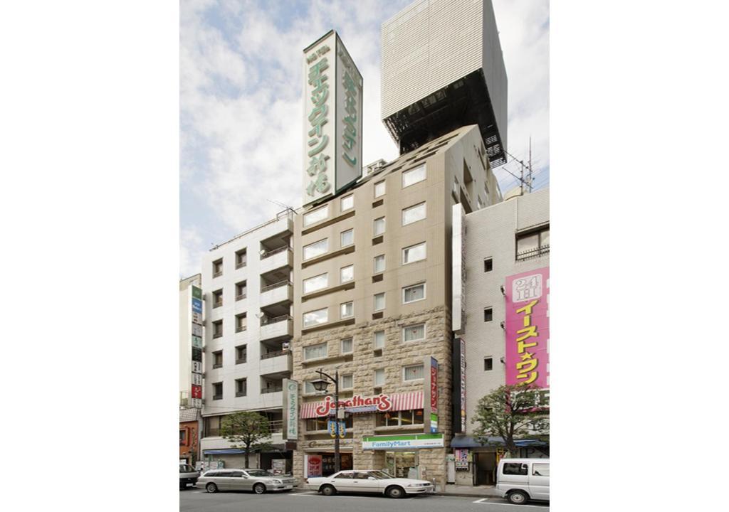 Hotel Check In Shimbashi Tokyo Japan Booking Com