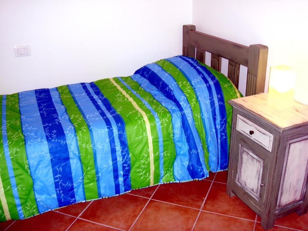 Ein Bett oder Betten in einem Zimmer der Unterkunft Renda Apartments
