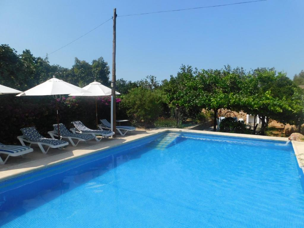 Charming Villa With Private Pool, Sant Miquel de Balansat ...