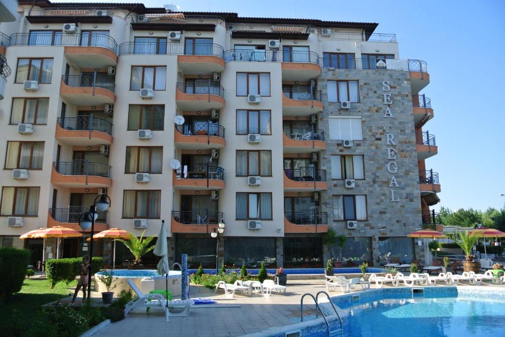 Апартамент Sea Regal One Bedroom - Слънчев бряг