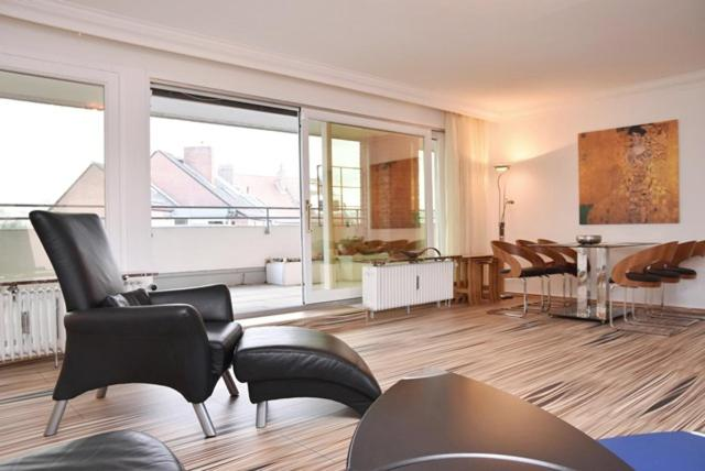 Apartment Luxus Penthouse Nahe Maschsee Hannover Germany