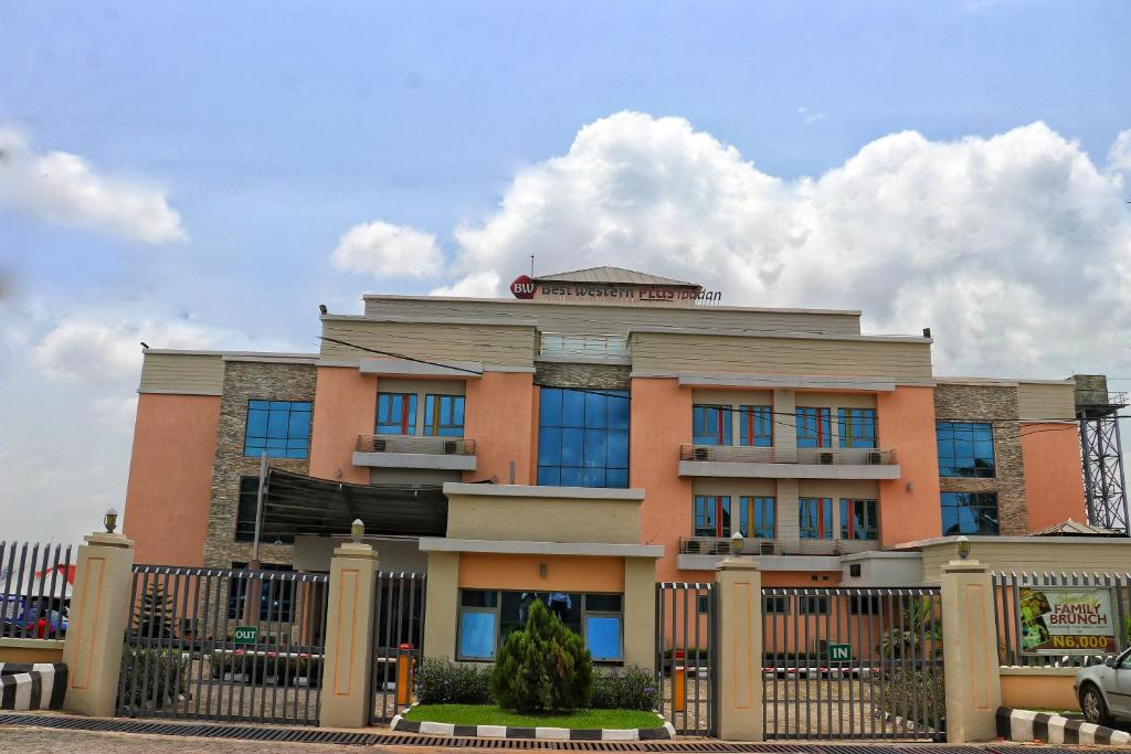 Hotel Best Western Plus Ibadan Nigeria Booking Com