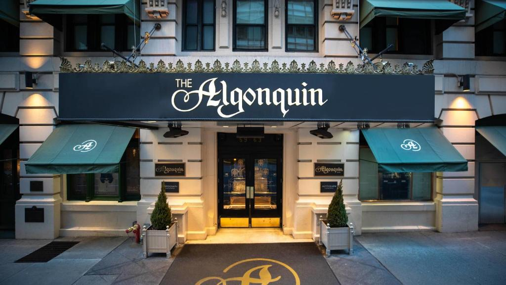Hotel The Algonquin Times Square, New York, NY - Booking com