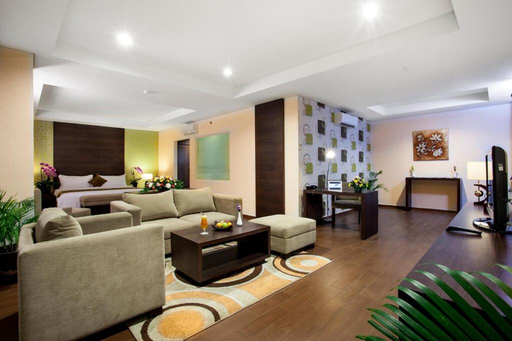 Hotel Padjadjaran Suites Bogor Indonesia